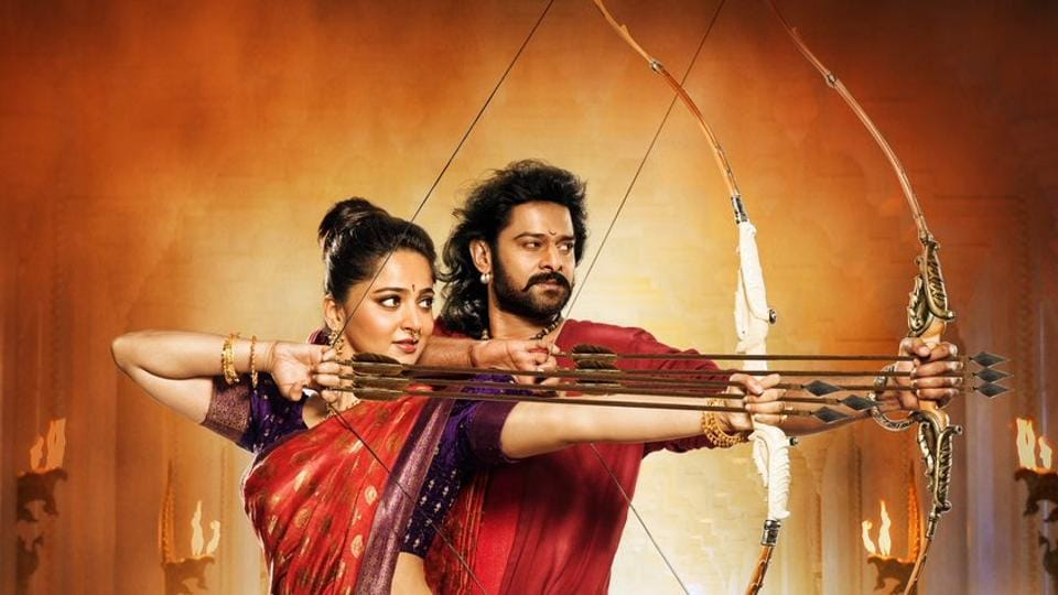 Baahubali 2 stars Prabhas, Tamannah and Anushka Shetty in the lead roles.