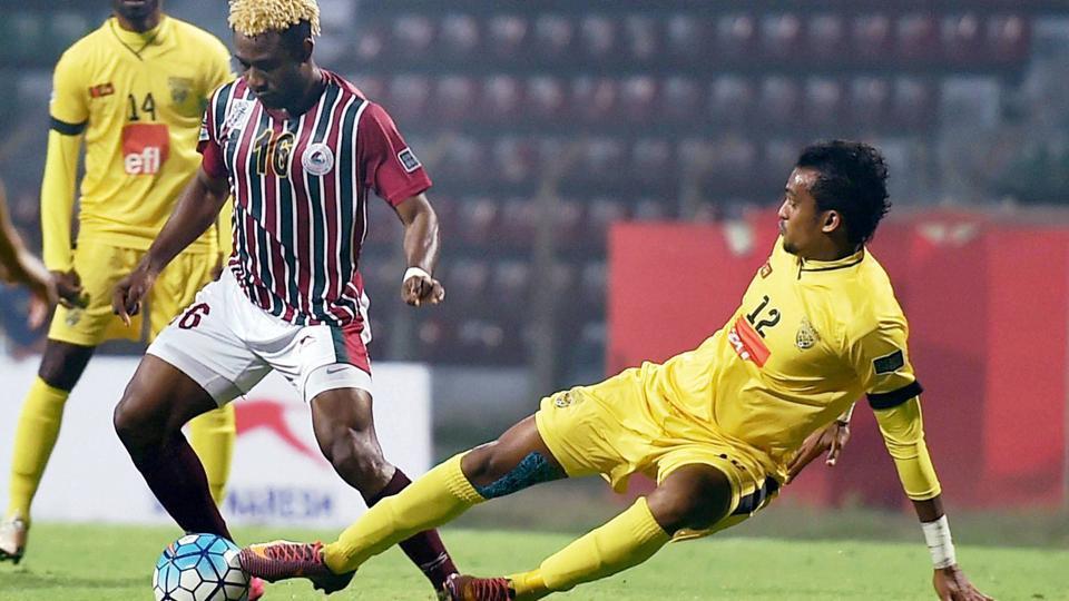 Mohun Bagan AC,Club Valencia,AFC Cup