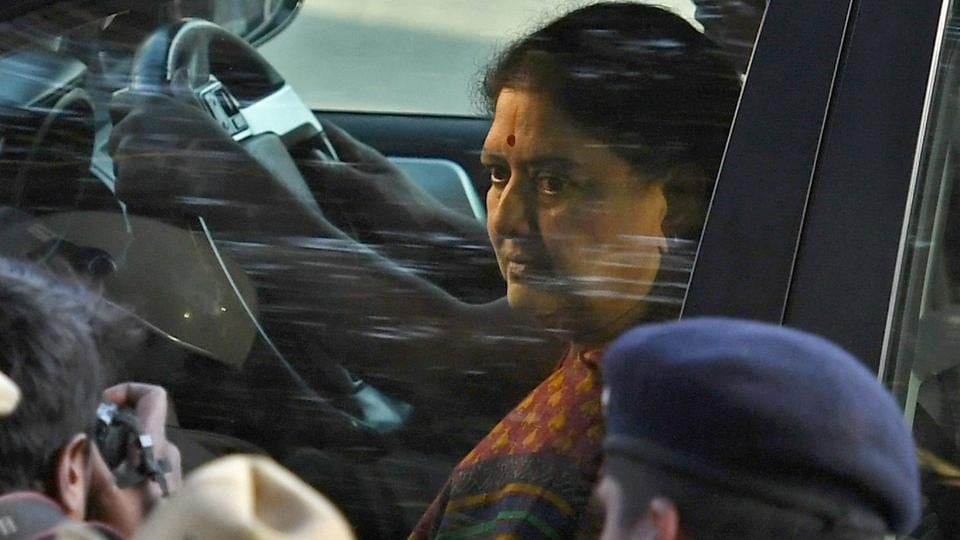 The Supreme Court had on February 14 restored Sasikala's conviction in the disproportionate assets case, awarding four years jail term to her and her relatives, besides imposing a fine of Rs 10 crore each.