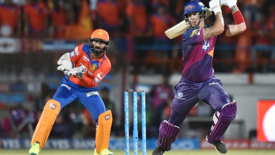 Kevin Pietersen played for Rising Pune Supergiants in 2016 Indian Premier League. The former England star batsman has pulled out of IPL this year.