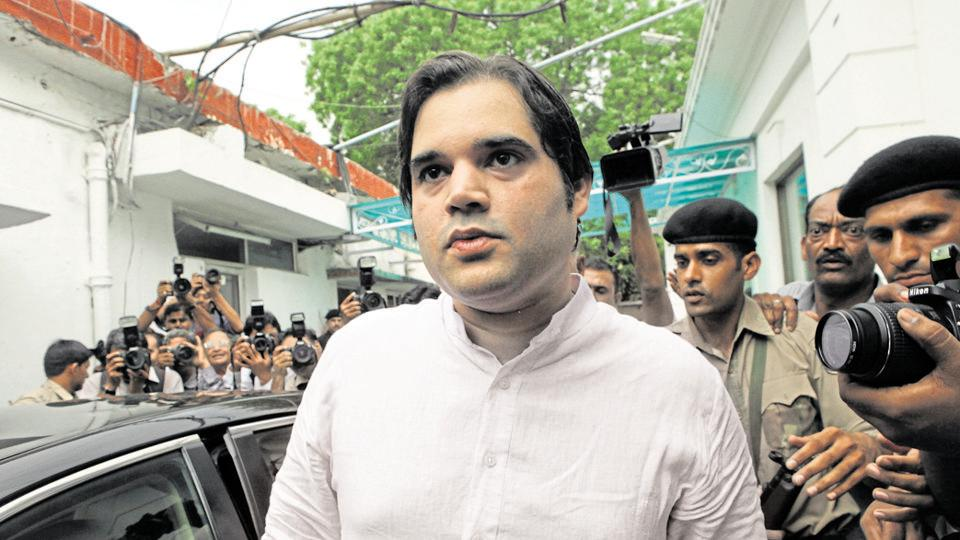 "BJP MP Varun Gandhi was delivering a lecture on the ""Ideas for a new India"", organised by a private school where he said that Rohith Vemula's suicide note 'pained him immensely'."
