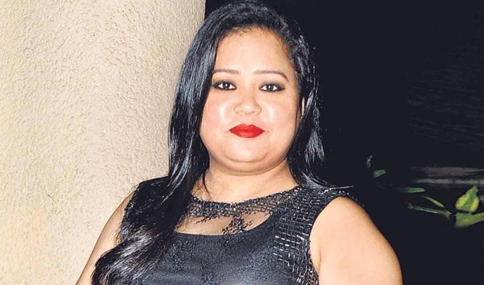 Bharti Singh,Comedian,Haarsh Limbhachiyaa