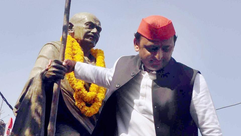 Akhilesh Yadav,Narendra Modi,Gujarat BJP