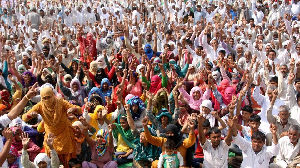He had made the statement on Sunday when the Jat community was observing 'Balidaan Divas' in presence of a well-attended gathering.