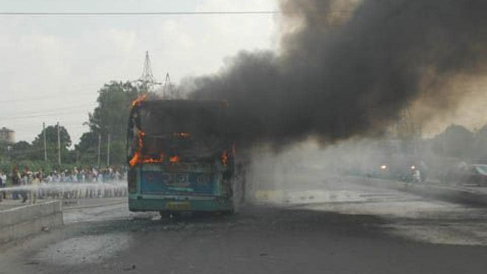 Senior Karnataka State Road Transport Corporation officials said exact cause of fire is yet to be ascertained, and forensic report will make things clear.
