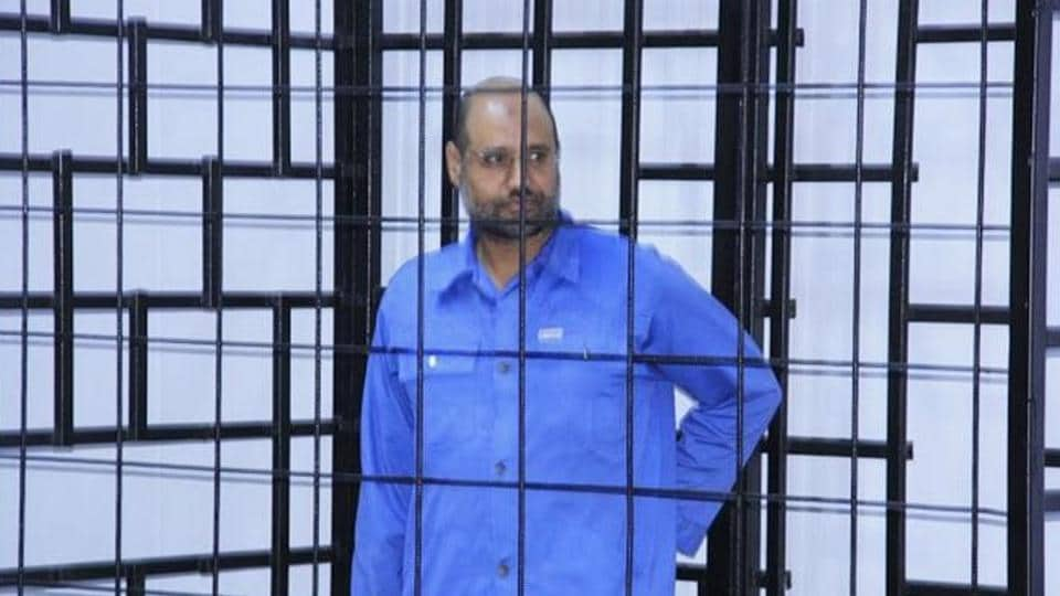 Saif al-Islam Gaddafi,International Criminal Court,United Nations