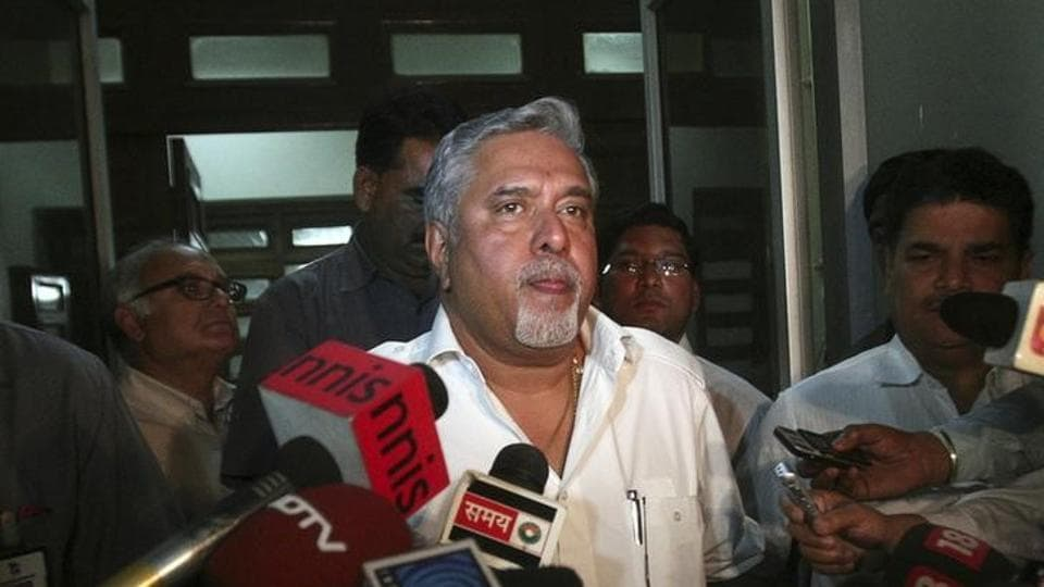 Embattled liquor baron Vijay Mallya is being investigated for money laundering and a Rs 900 crore loan default case. In April 2016, his passport was cancelled, but Mallya managed to leave the country before that.