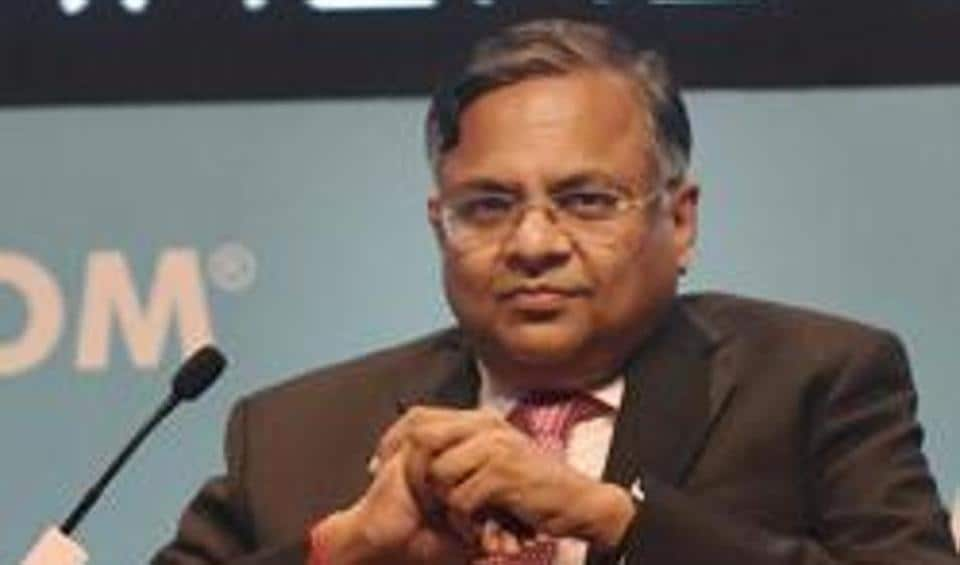Natarajan Chandrasekaran took over as the Tata Sons chairman on February 21.
