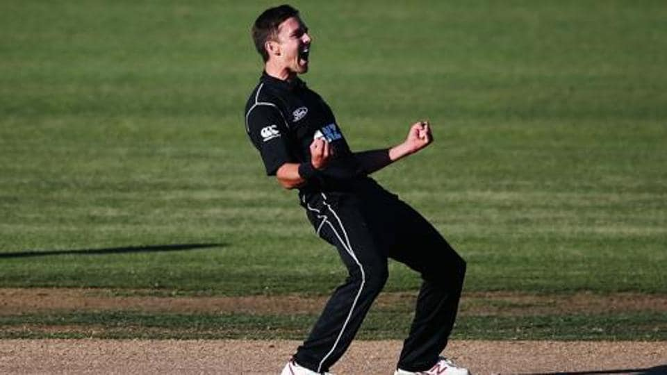 Trent Boult became the fourth-most expensive purchase in the 2017 Indian Premier League auction as he was bought for Rs 5 crore by Kolkata Knight Riders.