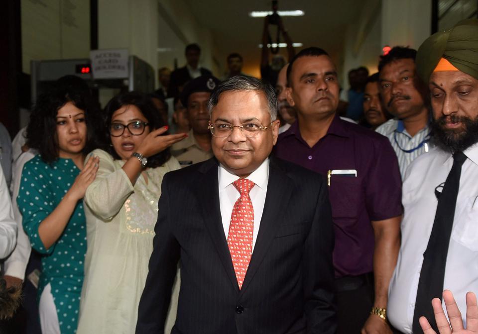Natarajan Chandrasekaran,Tata Group,Tata Sons