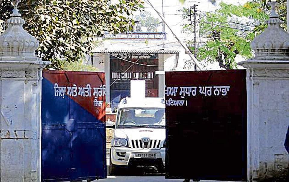 Six inmates, including gangsters and militants, had escaped from the Nabha High Security Jail in November last year.
