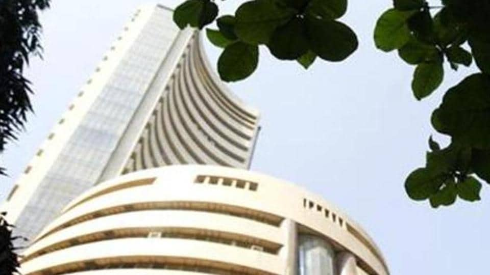 Heavy-weight Reliance Industries jumped over 11.2% to hit 8-year high of 1,210.55 after Goldman Sachs revised its target price to Rs 1,200 a day.