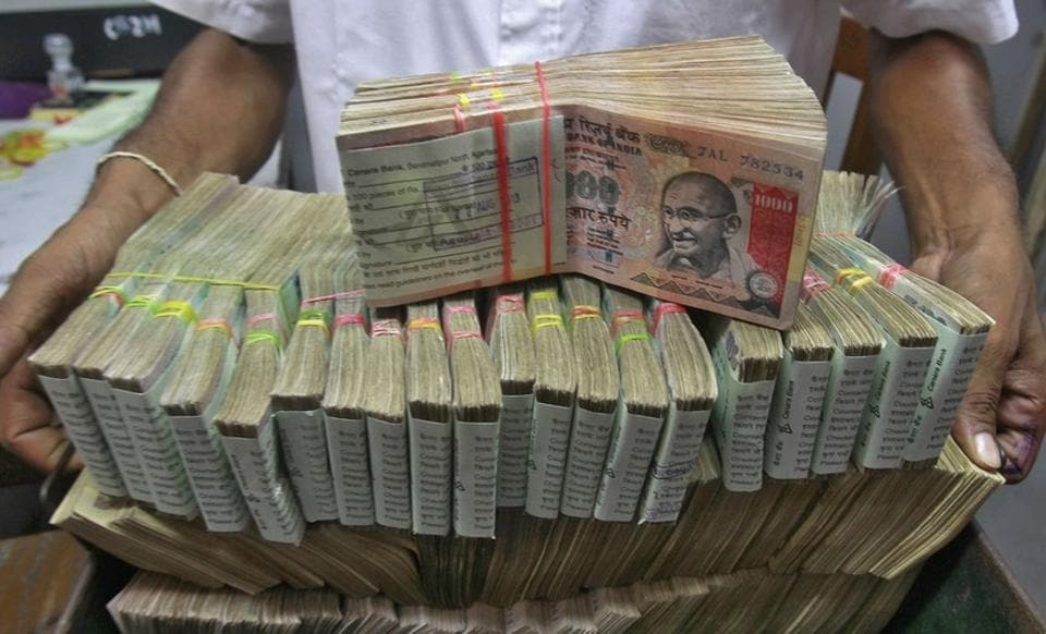 An accused wanted in the Rs 500-crore hawala scam unearthed in Katni district died at Haridwar in Uttar Pradesh, a senior police officer said on Wednesday.