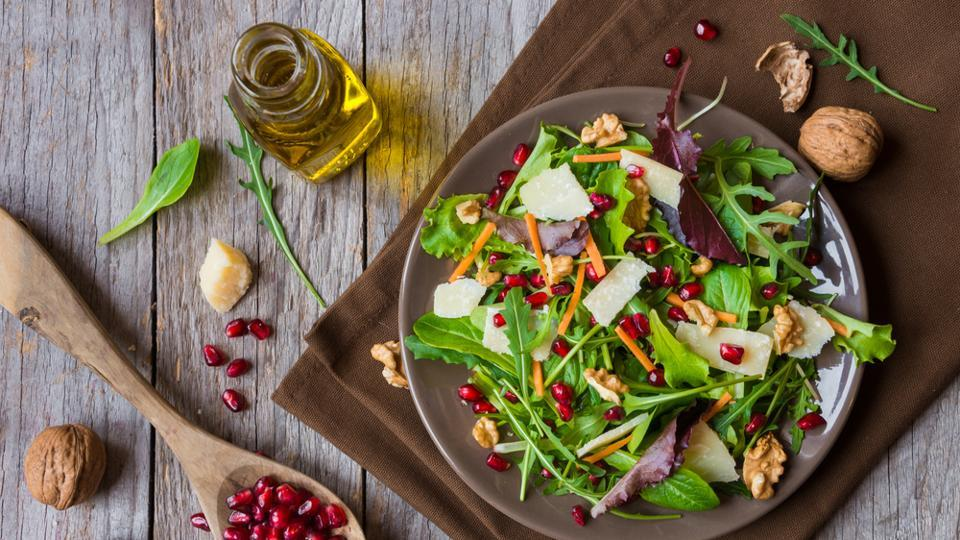 The researchers found that  eating more fish and plant-based proteins such as nuts and beans was linked with less pain, regardless of body weight.