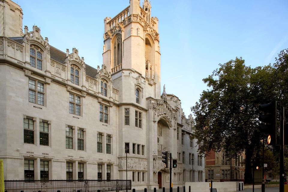 Britain Supreme Court