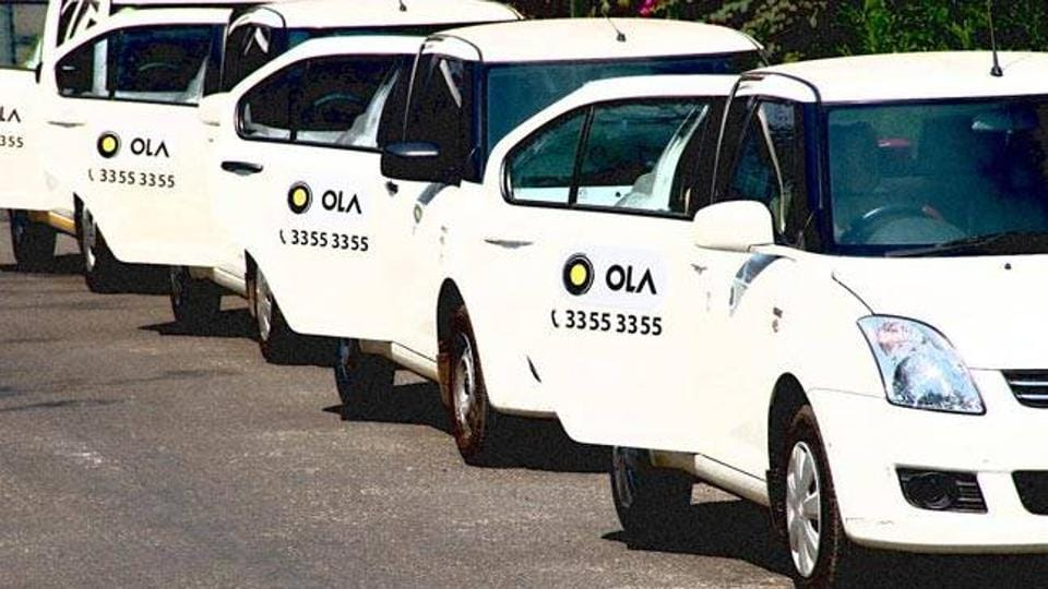 Over one lakh drivers attached to two cab aggregators began an indefinite strike here onWednesday, demanding better incentives.