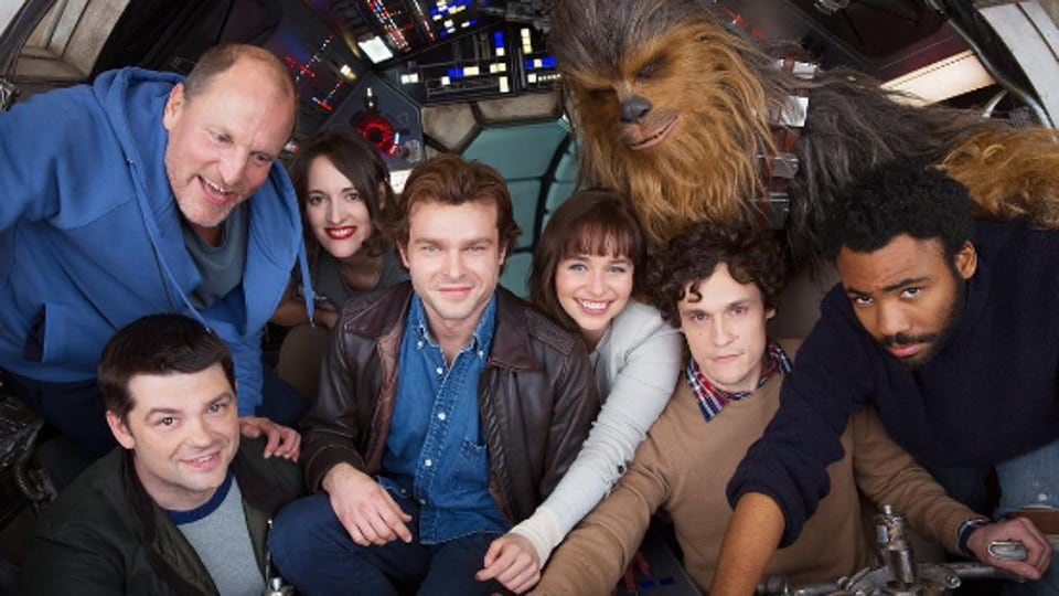 Disney will release the Star Wars spinoff film in May 2018.