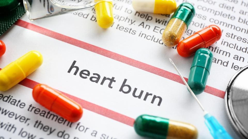 Renal failure,Heartburn,Heartburn drugs