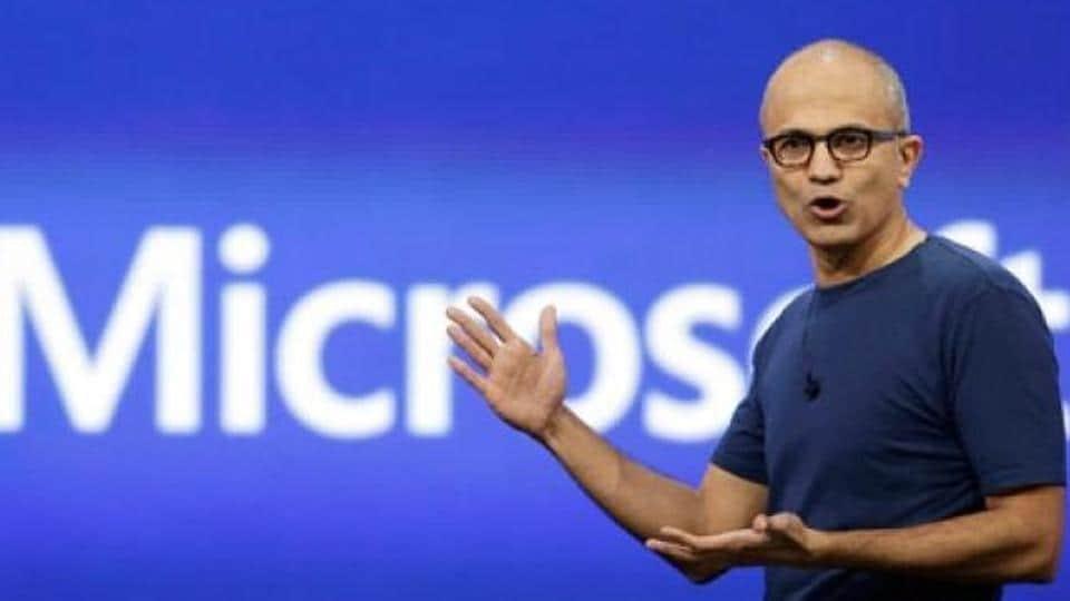 Microsoft,Microsoft CEO,Satya Nadella