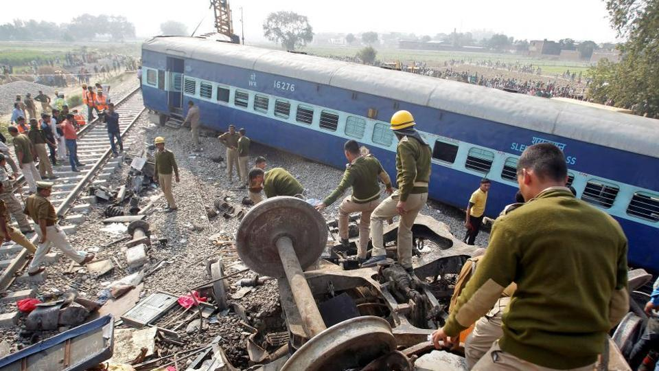 Indian Railways,Indian Railways Project Management Unit,Railway safety