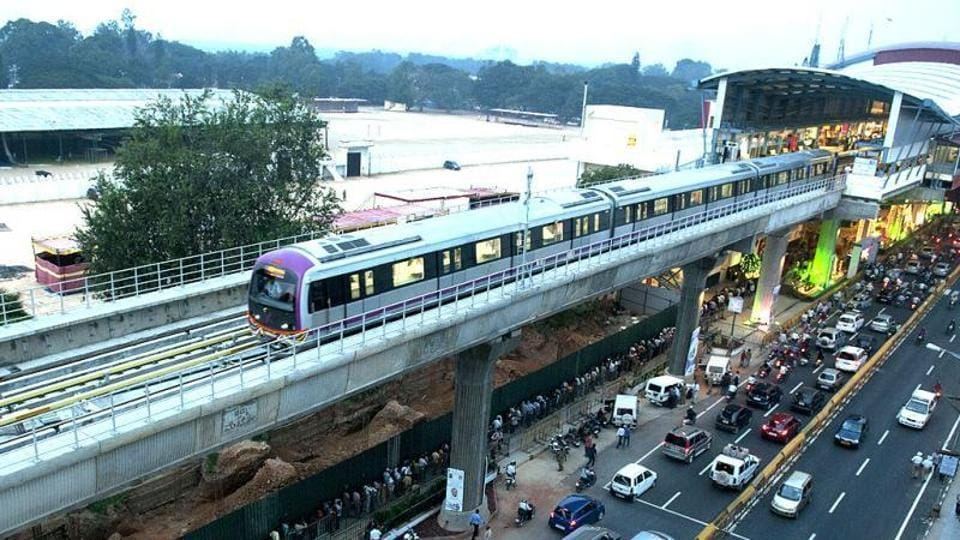 Uber,Bangalore metro,Bengaluru