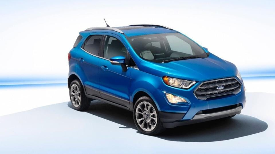 Ford EcoSport,New Ford EcoSport,Ford India