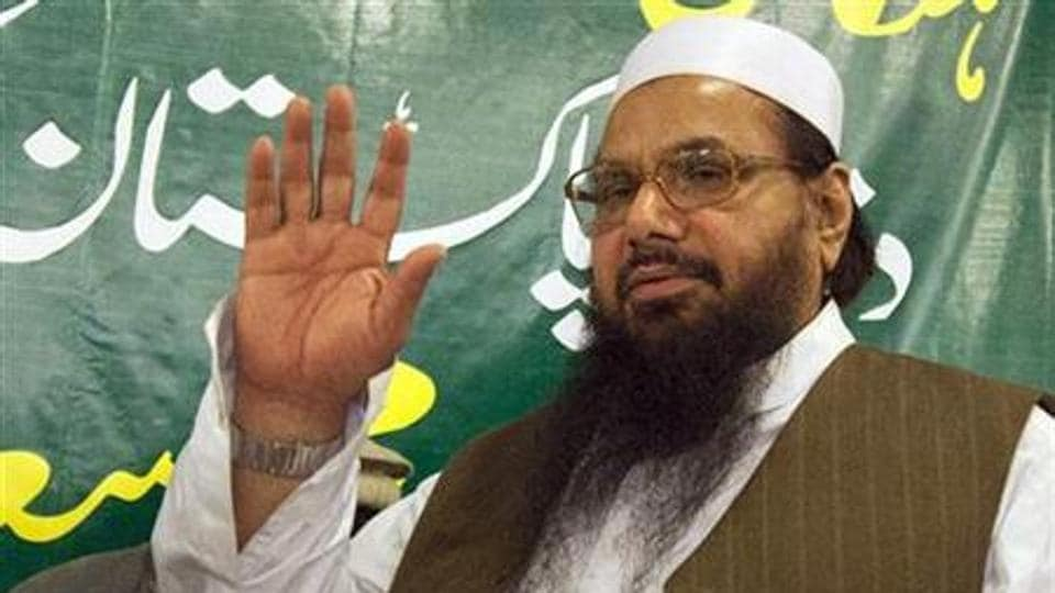 Jamaat-ud-Dawah chief Hafiz Saeed and four others on Tuesday challenged their house arrest in the Lahore High Court.