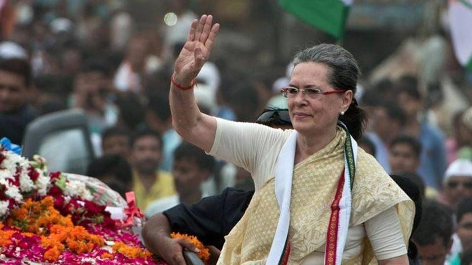 Party says personal reasons kept Sonia Gandhi away from campaigning.