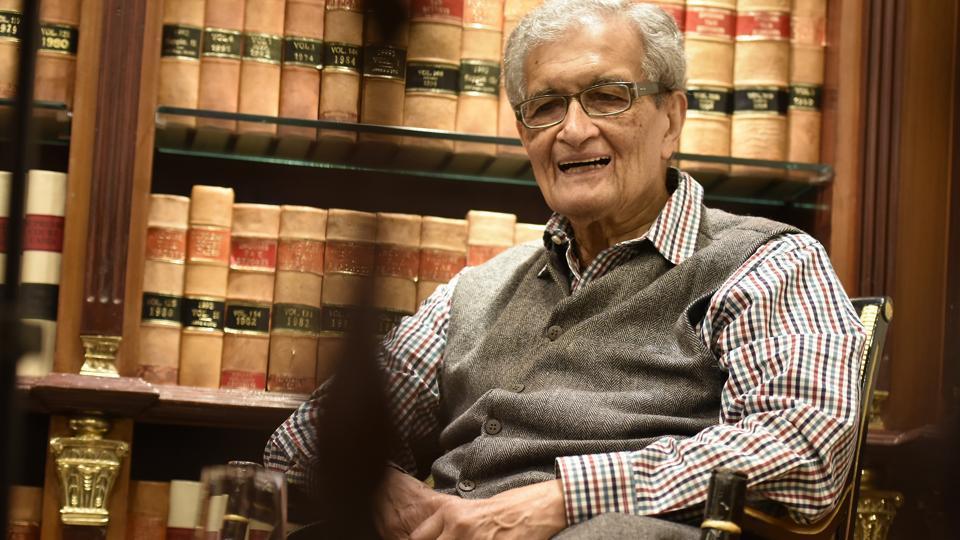 Amartya Sen,Nobel laureate Amartya Sen,Indian universities
