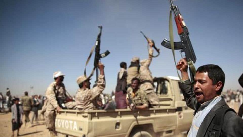 Yemeni general,Ahmed Saif al-Yafei,Houthi movement