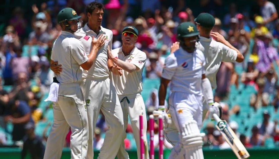 India vs Australia,Steven Smith,Mitchell Starc