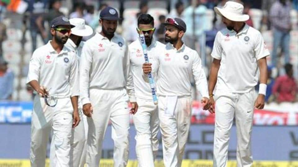 Virat Kohli-led India are unbeaten in 19 successive Tests and next face Australia in a four-Test series.