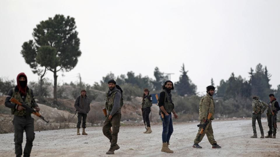 Syrian rebels,Islamist attack,Bashar al-Assad