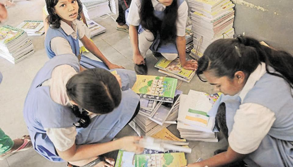 The move comes after a Delhi school's book taught students how to suffocate a cat to death to explain that living things breathe.