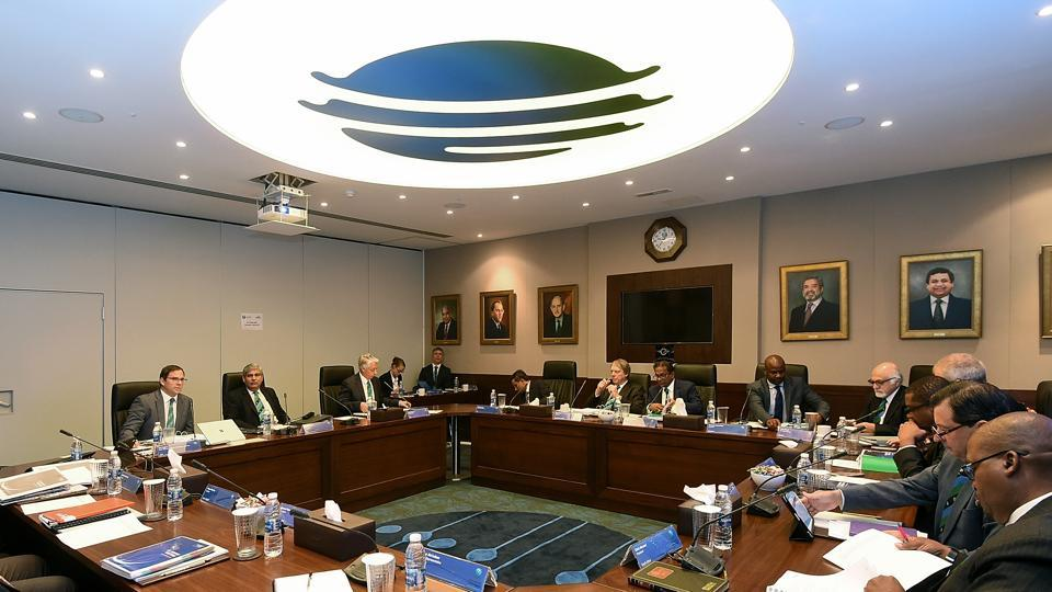 The International Cricket Council had held its Board meeting earlier this month.