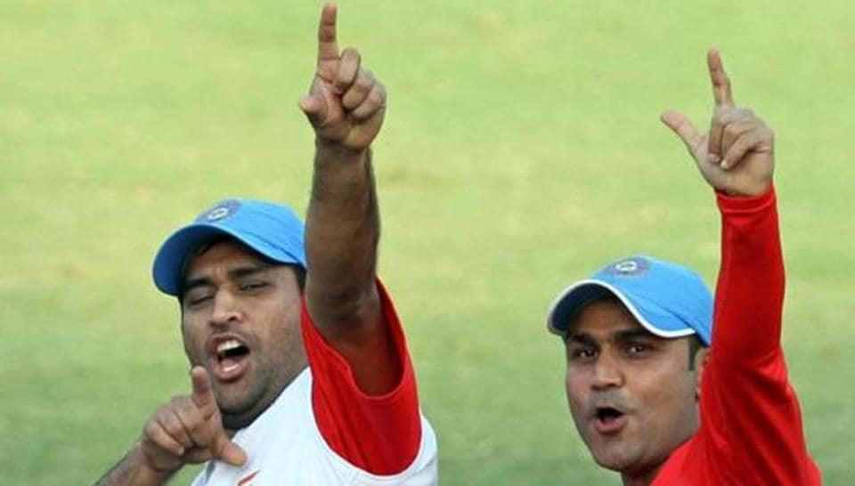 MS Dhoni 's removal as IPL team Rising Pune Supergiants captain is an internal decision, according to  Virender Sehwag.