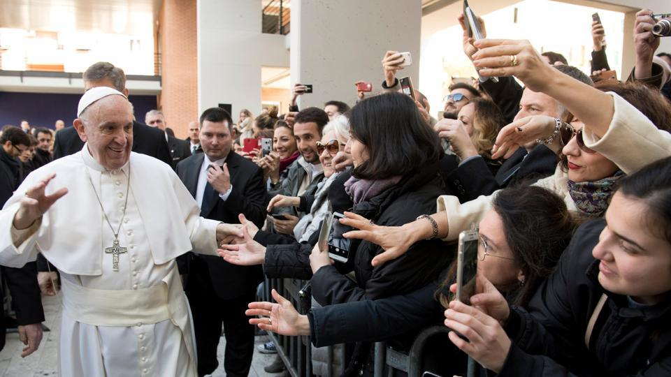 Pope,Migrants,International Forum on Migration and Peace