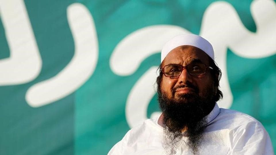 Hafiz Muhammad Saeed has been placed under house arrest nearly a half-dozen times starting since 2001