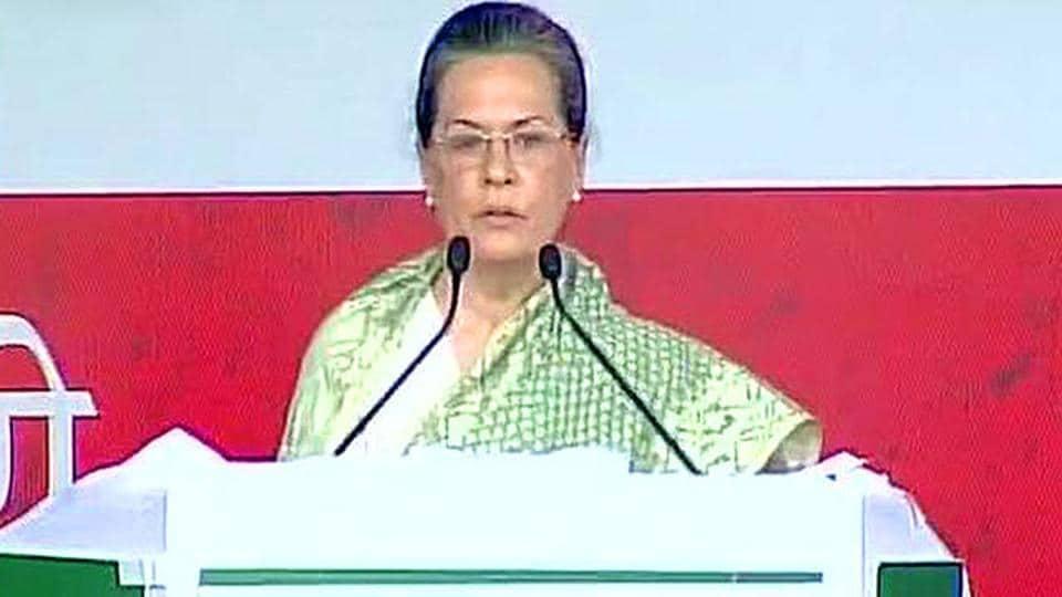 Sonia Gandhi,Congress,Rae Bareli