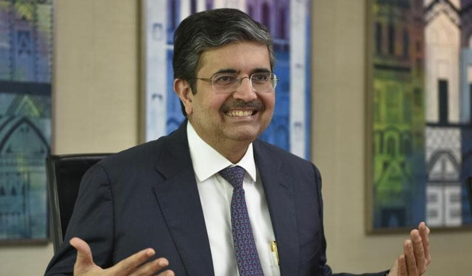 Uday Kotak promoted Kotak Mahindra Bank has reportedly sought to buy the government's stake in Axis Bank.