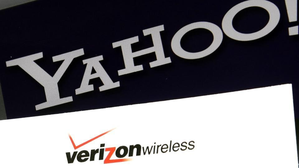 Yahoo is taking a $350 million hit on its previously announced $4.8 billion sale to Verizon in a concession for security lapses that exposed personal information stored in more than 1 billion Yahoo user accounts.