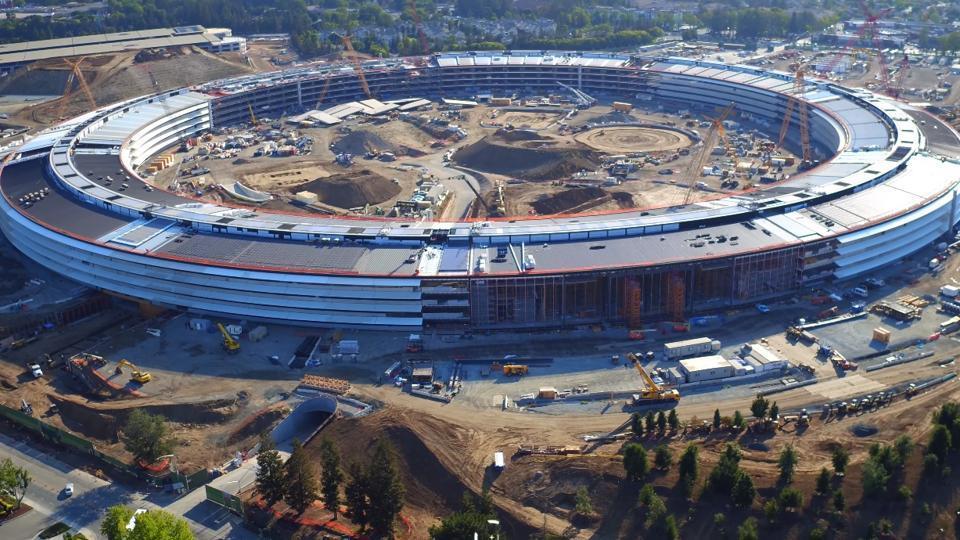 Apple,Apple Campus 2,California headquarters