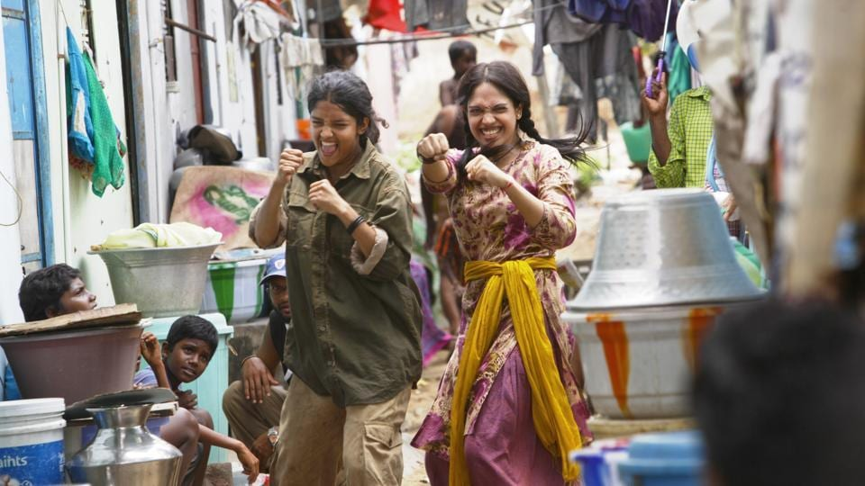 North Chennai is now getting its representation through gaana paatu (city folk songs on poverty, life in the slums, love, loss and struggles) and in films based entirely on the locality such as Irudhi Suttru.