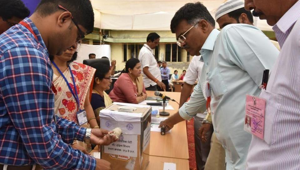 Brihanmumbai Municipal Corporation,BMC elections,Shiv Sena