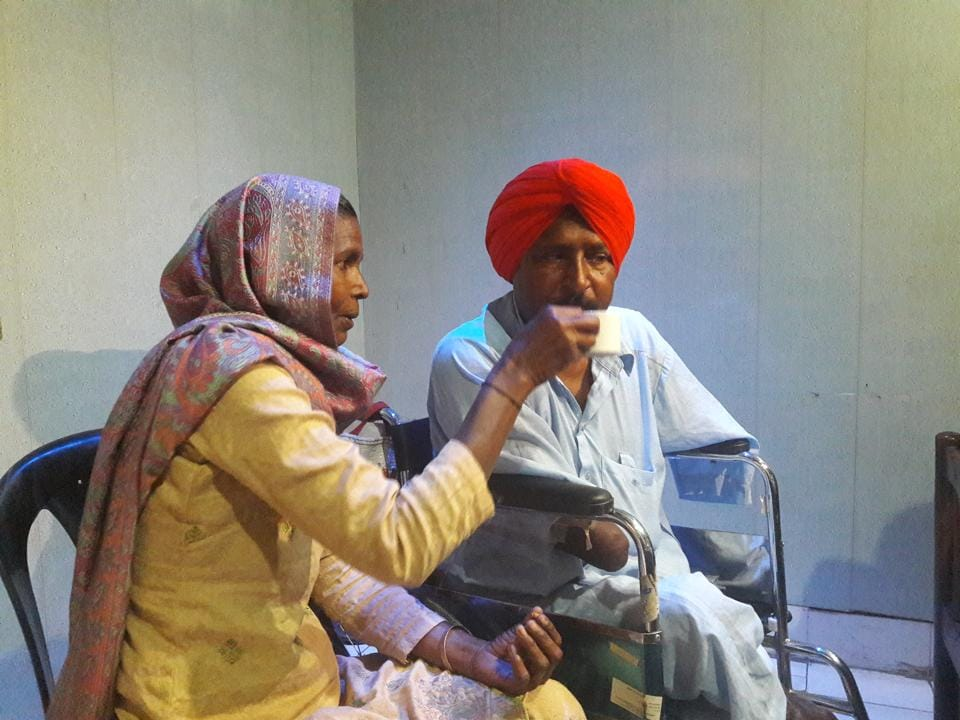 Bant Singh Jhabbar,CPI(ML),Sukhdardhan Singh Natt