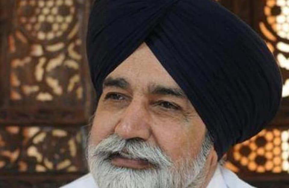Shiromani Akali Dal (SAD) minister Sikander Singh Maluka