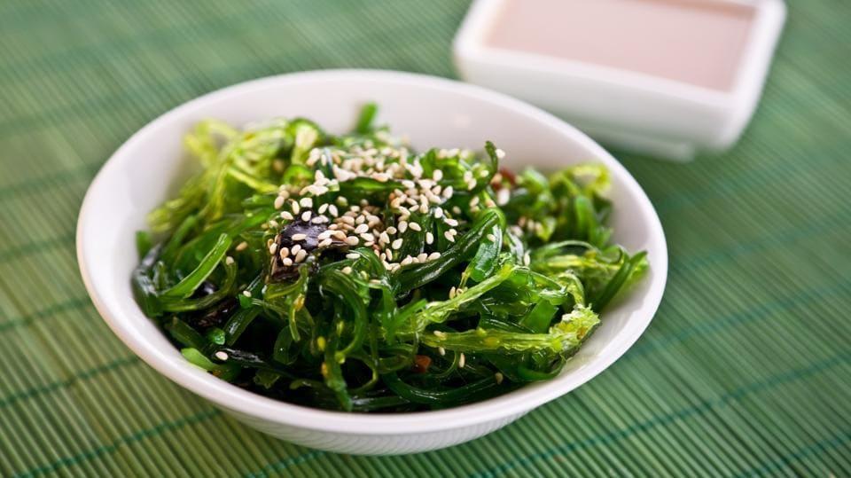 Seaweed has more vitamin C than oranges.