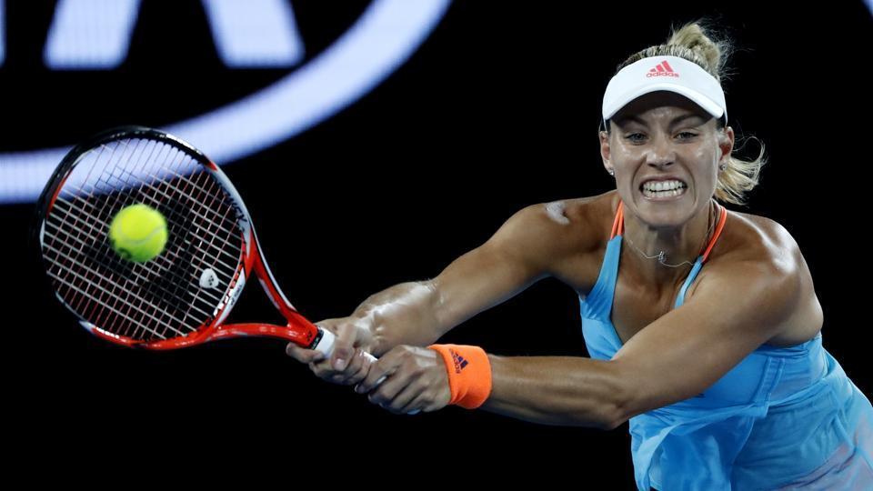 Angelique Kerber,Monica Puig,Dubai Tennis Championships