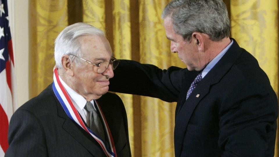 Kenneth J Arrow,Nobel winning economist dies,Arrow dies