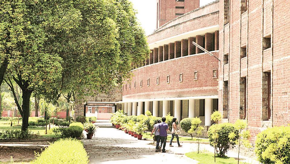DU's Shri Ram College of Commerce celebrates 90 years ...